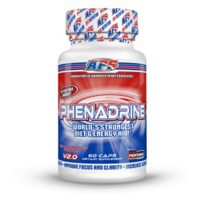 Phenadrine (60 кап)