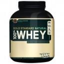 100% Whey Gold Standart Natural (2180 г)