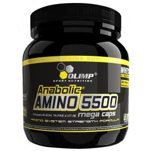 Anabolic Amino (400 кап)