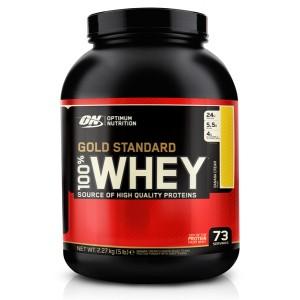100% Whey Gold Standart (2270 г)