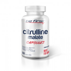 Citrulline Malate Capsules (120 кап)