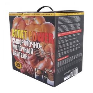 Атлет Power сывороточный протеин (5000 г)