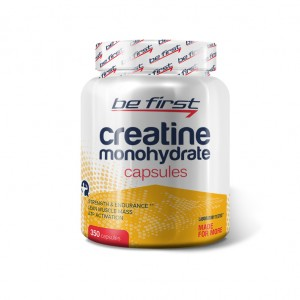 Creatine Monohydrate (350 кап)