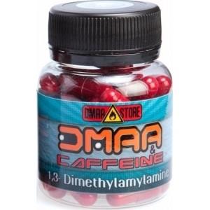 DMAA + Caffein (25 кап)