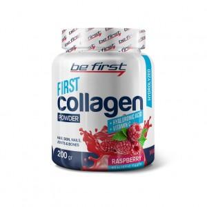 Collagen + hyaluronic acid + vitamin C (200 г)