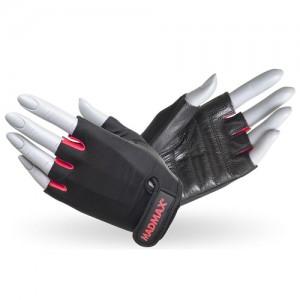 Перчатки Rainbow MFG-251 черно-красные
