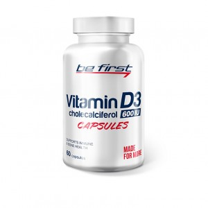 Vitamin D3 (60 кап)