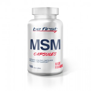 MSM capsules (120 кап)
