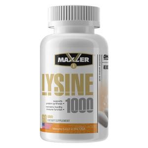 Lysine 1000 (60 таб)