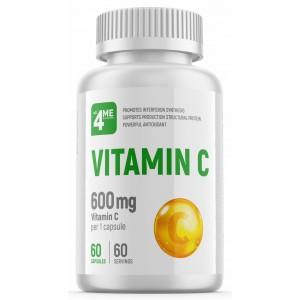 Vitamin C 600 mg (60 кап)