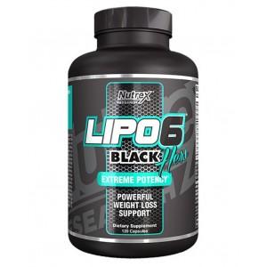 Lipo-6 Black Hers (120 кап)