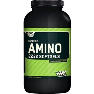 Superior Amino 2222 softgelcaps (300 кап)