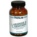 L-Arginine & L-Ornitine (100 кап)