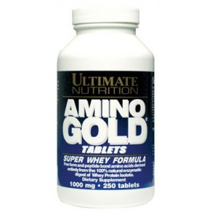 Amino Gold Tabs (250 таб)