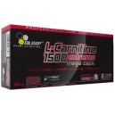 L-carnitine 1500 Extreme Mega Caps (120 кап)