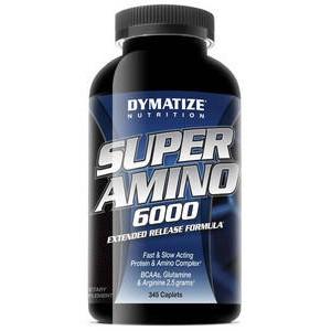 Super Amino 6000 (345 таб)