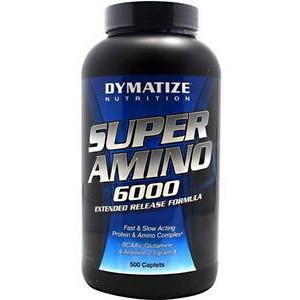 Super Amino 6000 (500 таб)