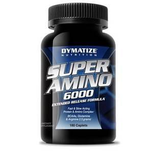 Super Amino 6000 (180 таб)