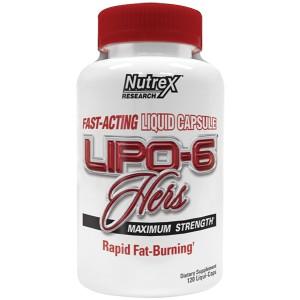 Lipo-6 Hers (120 кап)