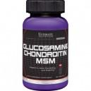 Glukosamine & Chondroitin + MSM (90 таб)