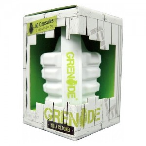 Grenade Killa Ketones (60 кап)