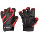 Перчатки чёрно-красные Be First