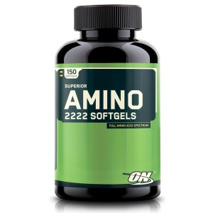 Superior Amino 2222 softgels caps (150 кап)