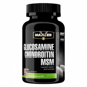 Glucosamine & Chondroitin+MSM (90 таб)