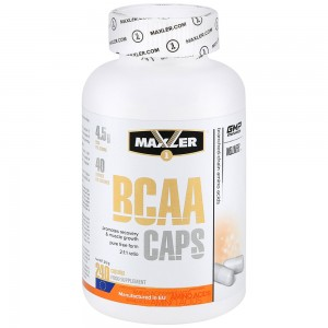 BCAA Caps (240 кап)