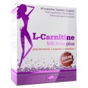 L-carnitine 500 forte (60 кап)