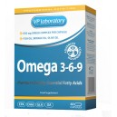 Omega 3-6-9 (60 кап)